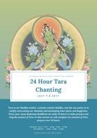 24 hour tara chanting
