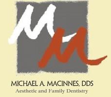 Michael a macinnes dds logo