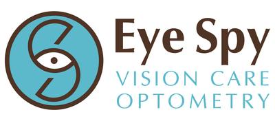 Eye spy vision care optometry logo