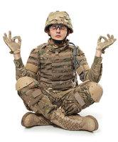 Soldier web