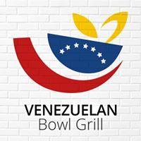Venezuelan bowl grill logo