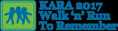 2017 walk n run logo