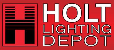 Holt lighting depot logo