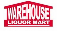 Warehouse liquor mart logo