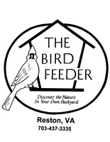 The bird feeder logo