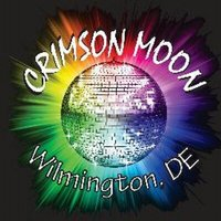 Crimson moon logo