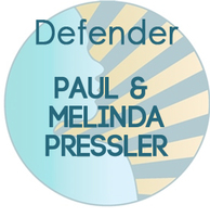 Defender   paul melinda pressler