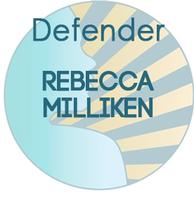 Defender   rebecca milliken