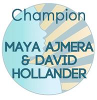 Champion   maya ajmera david hollinrake