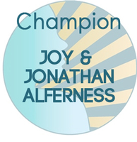 Champion   joy jonathan alferness