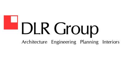 Dlr logo and descriptors