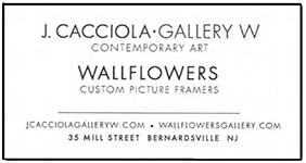 Wallflowers gallery card