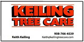 Keiling tree care card