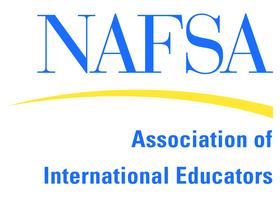 Gold   nafsa logo