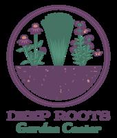 Deep roots logo transparent tall