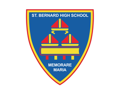 St. bernard traditional crest
