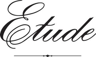 Etude logo wine sonoma napa fires