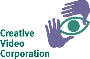 Creative video corp logo