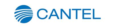 Cantel logo blue