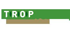 Logo tropevansville gold