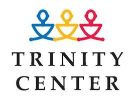 Trinity center logo