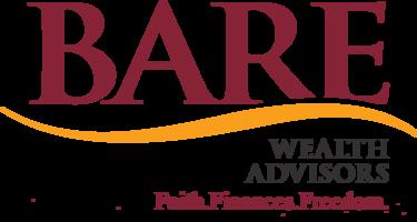 Bare wealth advisors logo revised transparent