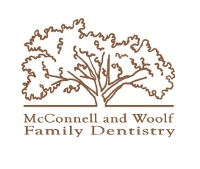 Mcconnell and woolf dds tree logo colored  200x169