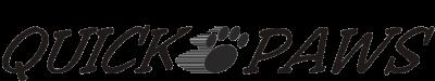 Quick paws logo