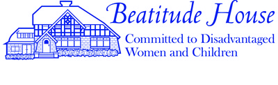 Beatitude house logo p072 without tagline
