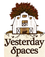 Yesterday spaces logo