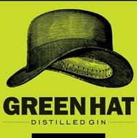 Green hat gin logo  silent auction