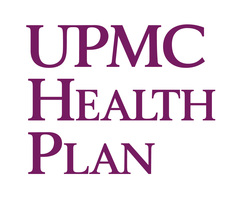 Upmc health plan stacked logo in color 2016