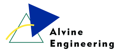 Alvine logo large