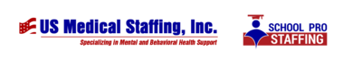 Us medical staffing logo