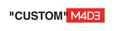 Custom m4d3 logo