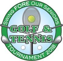 Swing fore seniors logo