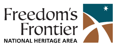 Freedom s frontier logo