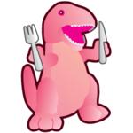 Vegansaurus pink 256 profile