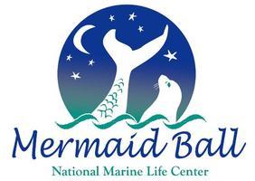 Mermaid ball logo no date