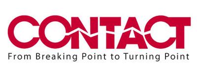 Contact logo tagline