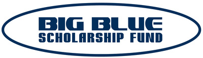 Big blue scholarship new logo