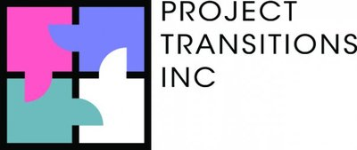 Project transitions color logo
