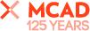 Mcad 125 logo warm red 100px