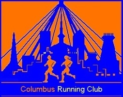 Logo   columbus running club  color