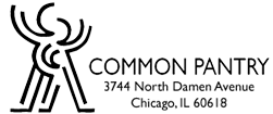 Common pantry logo address