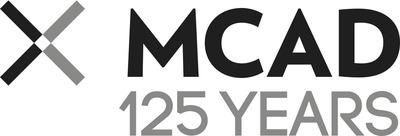 Mcad 125 years logo