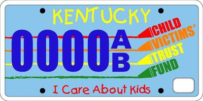 2011 i care about kids plate 1