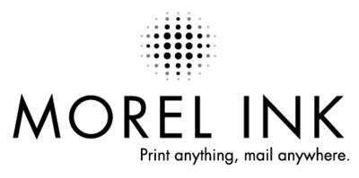 Morel logo bw