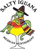 Salty iguana