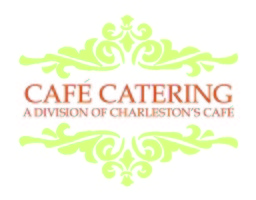 Cafe catering logo